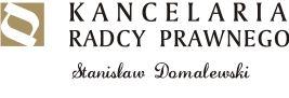 Kancelaria Radcy Prawnego Stanisława Domalewskiego Mińsk Mazowiecki Kompleksowa obsługa przedsiębiorców http://www.radcaprawnyminsk.pl