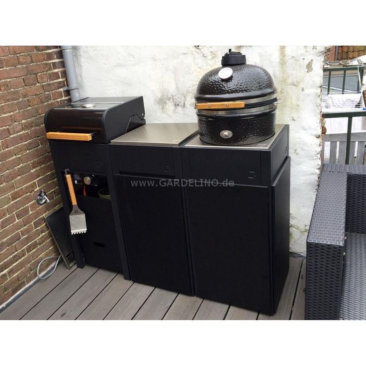 OneQ Außenküche zum selbst konfiguieren \/\/ OneQ outdoorkitchen - outdoor küche kaufen