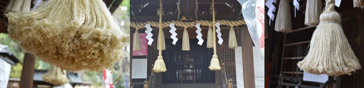 Giant rope tassels and ligthening bolt strips hung at temples.  -Texture on bottom of tassel is interesting- similar to some embroidery that I have seen in the past- messy looped knitting -Could inspire hanging things from hems?