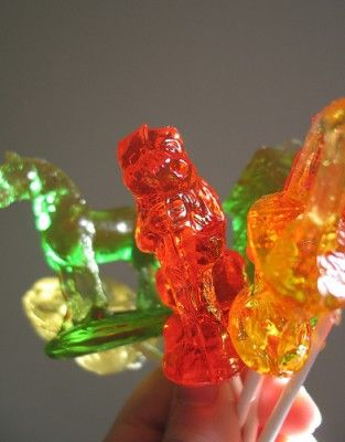 "barley candy.. ""never liked it as a child, mainly because it was too big, akward to eat, and other candies tastedbetter. but looking back now it's a memory of christmas that i'll always cherish,.. think i'll buy some this year for old times sake.""  Hmm I knew this as rock candy and the only place I know to get it is a family candy store in Provo. I'd love this recipe!"
