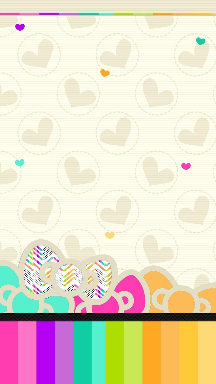 Top Wallpaper Hello Kitty Wall - 73f26e3f15ff1ce7820e3d5daa4001fd--heart-wallpaper-kitty-wallpaper  Picture_55643.jpg