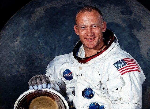 Buzz Aldrin -  Most Influential MIT Alumni