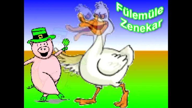 Márton napján libát eszünk - FÜLEMÜLE ZENEKAR - Gyerekeknek , Gyerekzene...