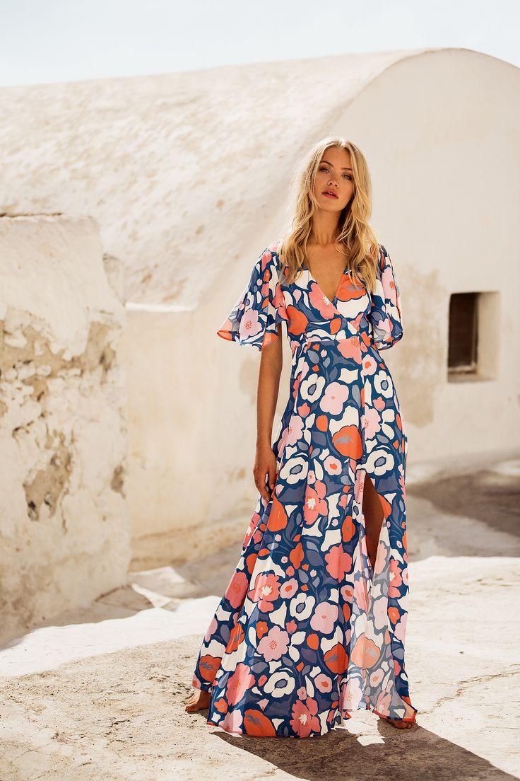 Mister Zimi | Bellflower Maia Dress