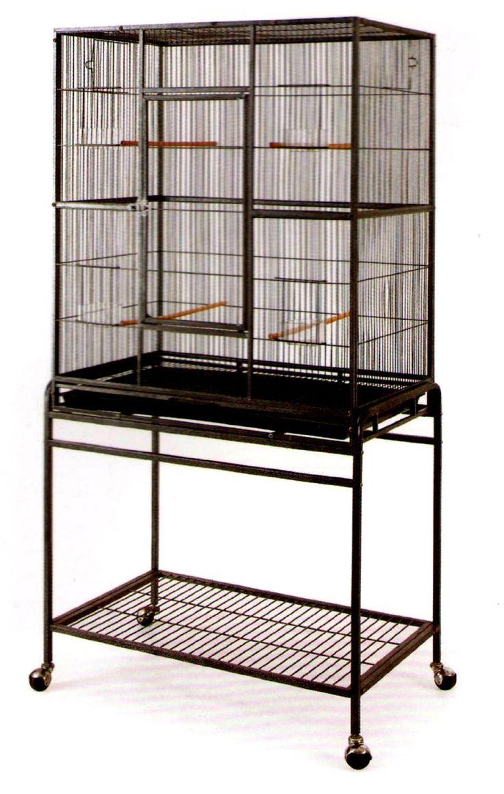 hagen vision bird cage stand
