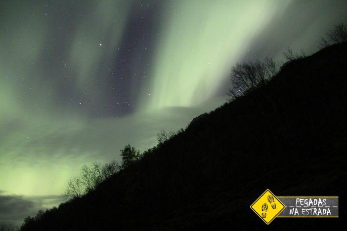Aprenda a fotografar Aurora Boreal. Dicas de Tromso, na Noruega, um dos melhores lugares para ver as luzes do norte.