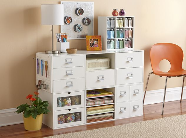 42 best montessori images on pinterest learning for Storage solutions for craft rooms