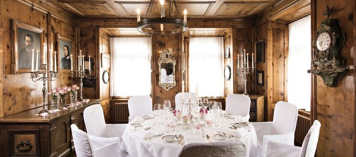 Bucket List for your stay at the Kulm Hotel St. Moritz in the Engadine