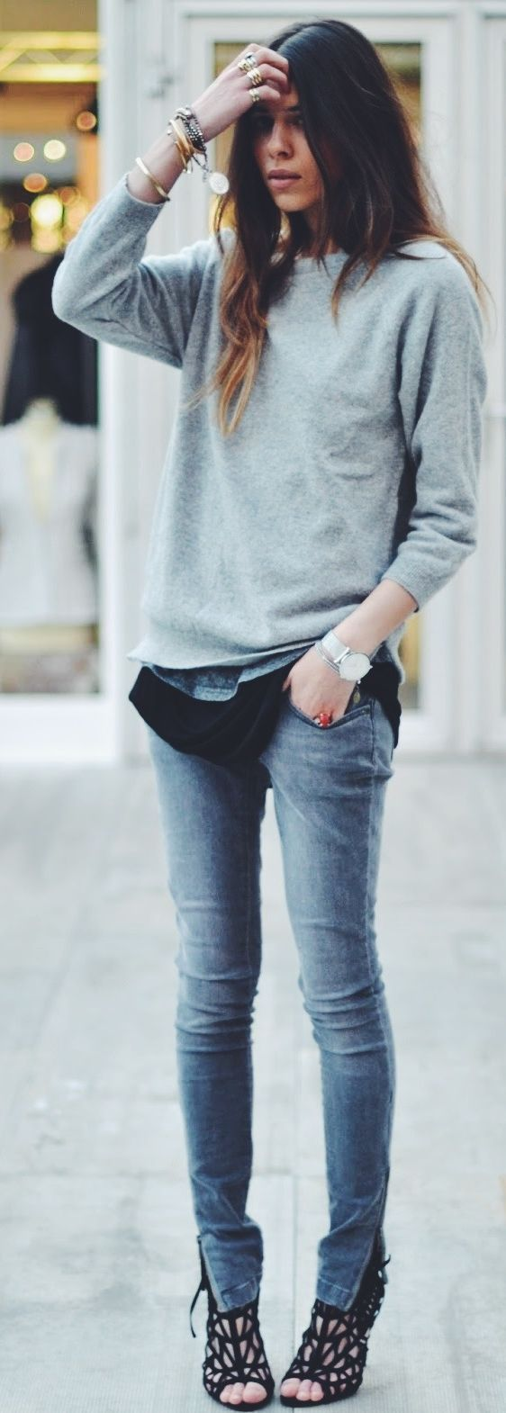 skinny jeans  (Discover Sojasun Italian Facebook, Pinterest and Instagram Pages!)