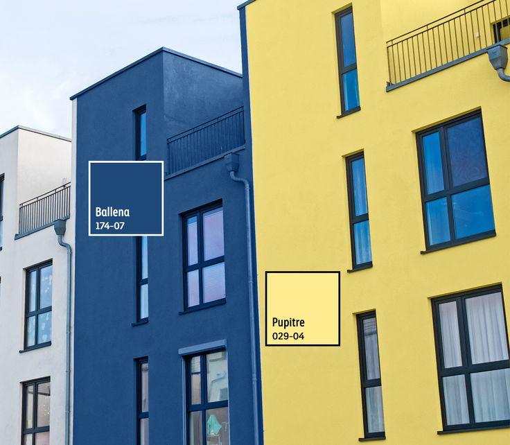 Mejores 69 im genes de exteriores en pinterest paletas for Colores fuertes para exteriores