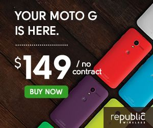 About a year ago, a Republic Wireless rep. reached out to me to see if I had ever heard of them. At first, I thought it was some sort of scheme for ads, so I ignored. But I eventually found my way …