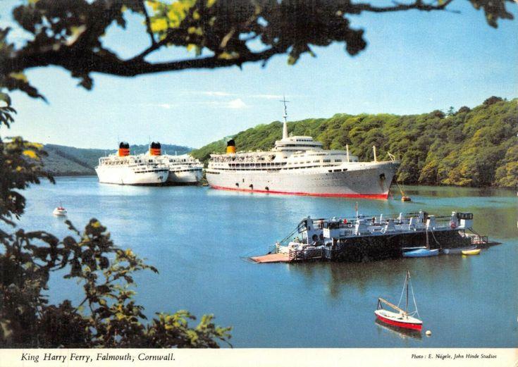 King Harry Ferry Webcams