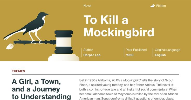 an analysis of the book to kill a mockingbird written by harper lee I was away from twitter for 45 minutes this morning, and i came back to some seriously shocking news: harper lee is writing a sequel to the famous to kill a mockingbird this is a huge deal because to kill a mockingbird is the only book harper lee has ever written, and because the book.
