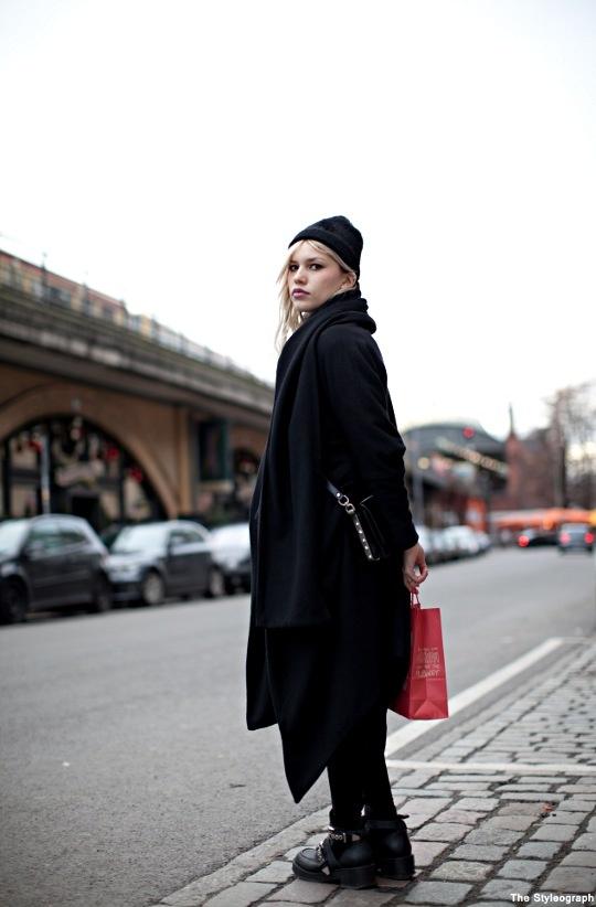 Fashion Stylist Berlin Street Style