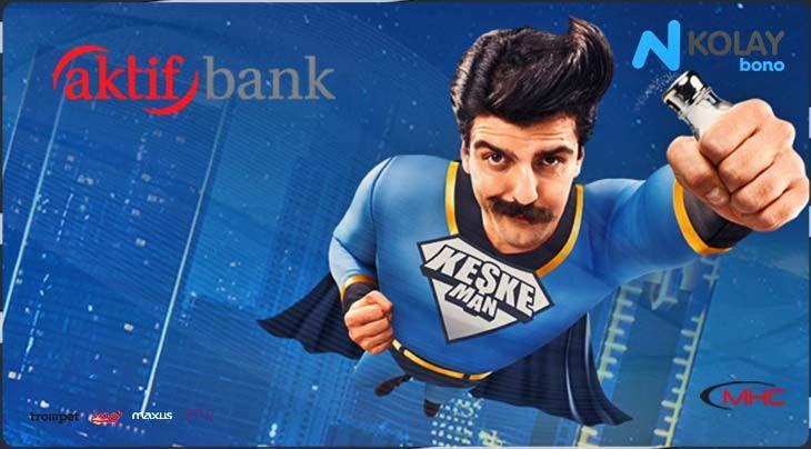 Aktif Bank N Kolay Reklam Filmleri | Keşkeman |