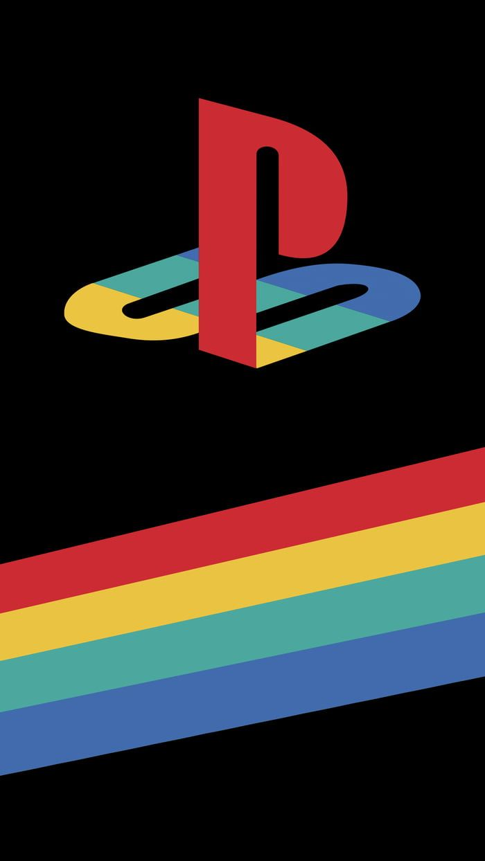 Playstation Minimalist Classic Playstation Tattoo Game Wallpaper Iphone Gaming Wallpapers