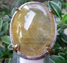 Kecubung Rambut Cendana Emas - Web Batu Permata, Koleksi Batu Permata, Batu Mulia, Jual Harga Murah