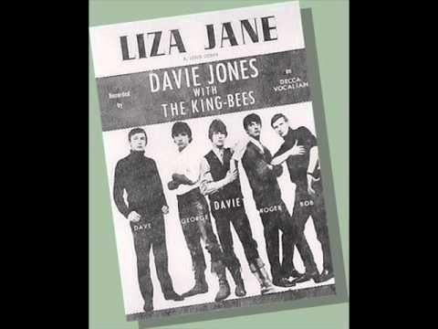 Davy Jones & The King-Bees--Liza Jane    YouTube