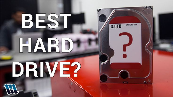 What is the Best Hard Drive?