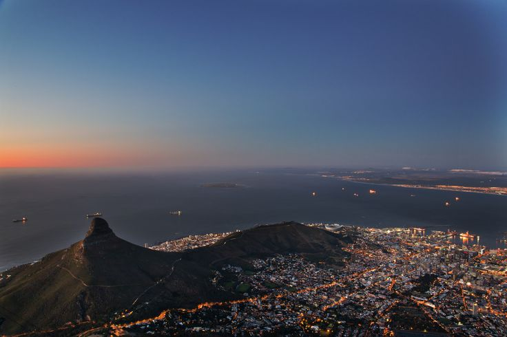 I feel like flying to #CapeTown right away - A magical city!