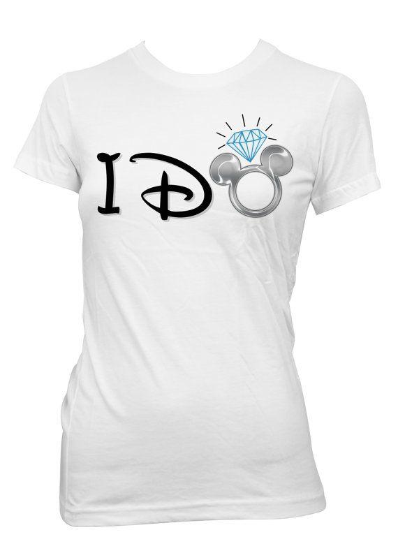 Disney Bride I Do IronOn Transfer by PopCreativeDesigns on Etsy, $5.00
