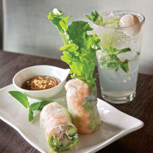 The Tran family is giving Vietnamese food an American twist! #SlantedRice #Scottsdale #phxmaglife #foodreviews