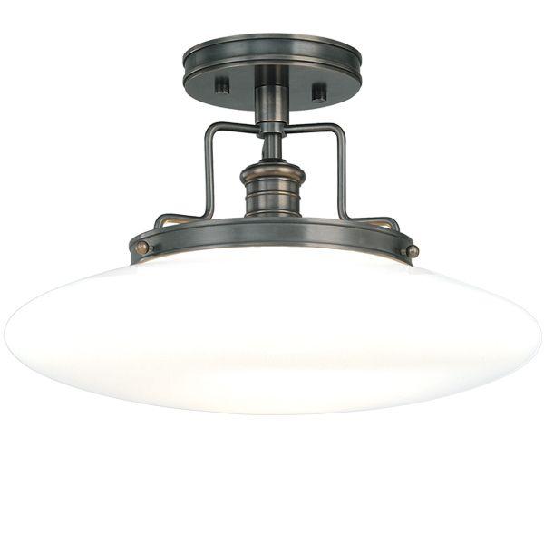 Fancy Kitchen Ceiling Lights: The Edgerton Semi-Flush Ceiling Light
