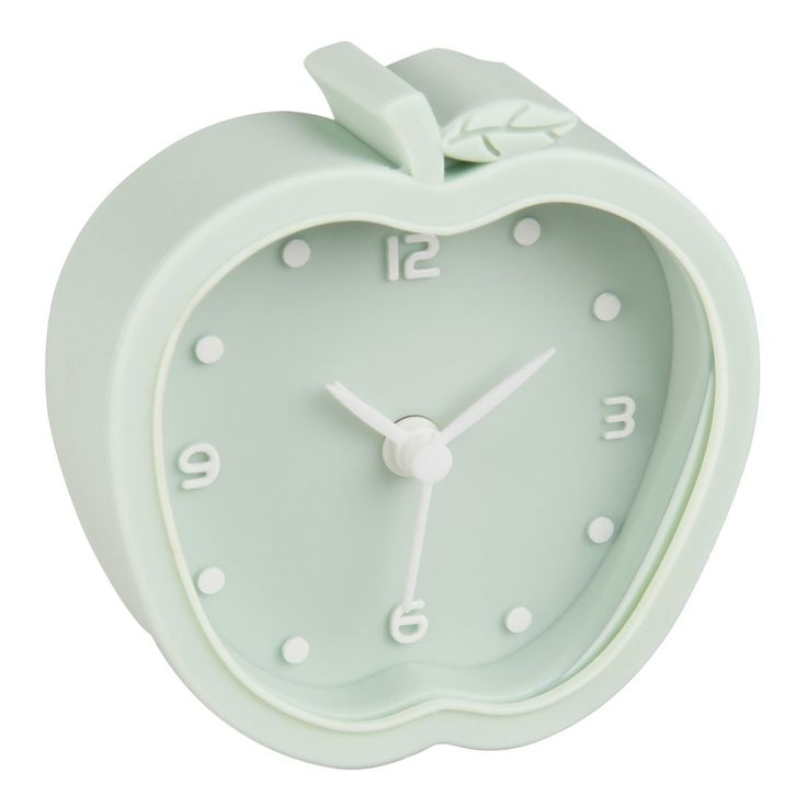 cheap horloge poser pomme vert menthe with horloge rouage maison du monde. Black Bedroom Furniture Sets. Home Design Ideas