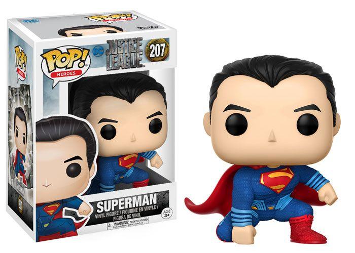 Funko pop. Justice League. Superman