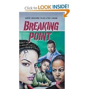 Breaking Point Bluford High Series A Book By Karyn Langhorne Folan Paul Langan