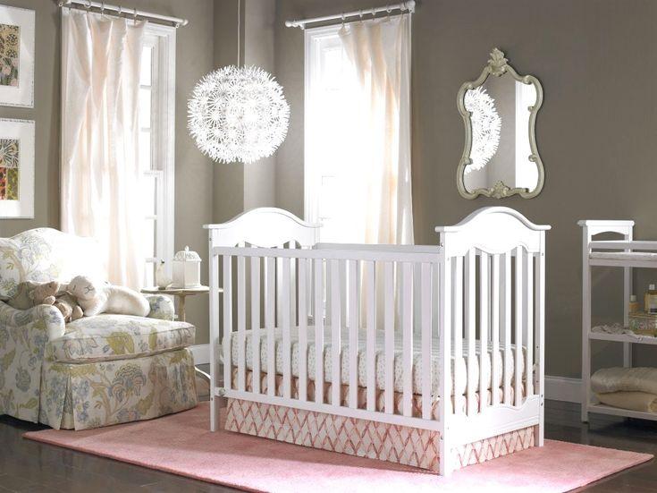 Die besten 25+ Elegant traditional girl nursery Ideen auf - babyzimmer kinderzimmer koniglichen stil einrichten