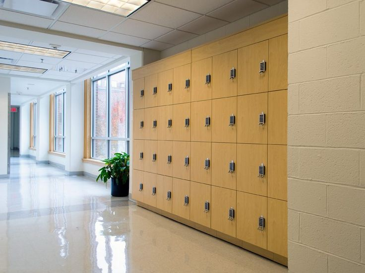 Day Use Lockers: Small Lockers & Temporary Storage | Patterson Pope