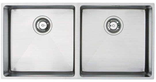Bluci ACUTE 09 Versatile Double Bowl Sink