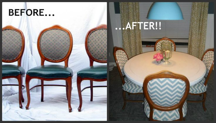 Recover Dining Room Chairs Inspiration Decorating Design