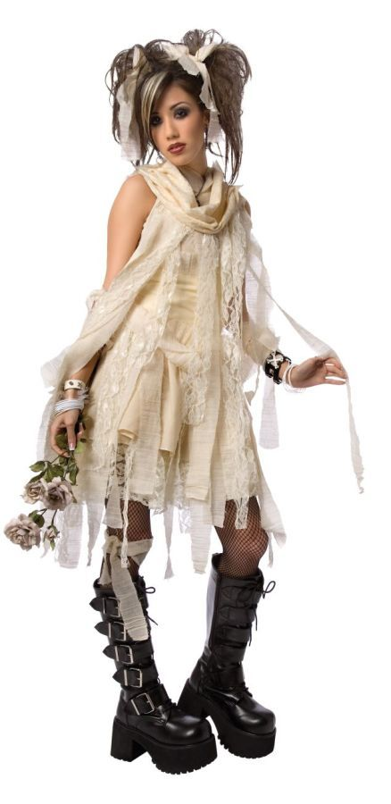 Nice Costumes Gothic Mummy Costume just added...