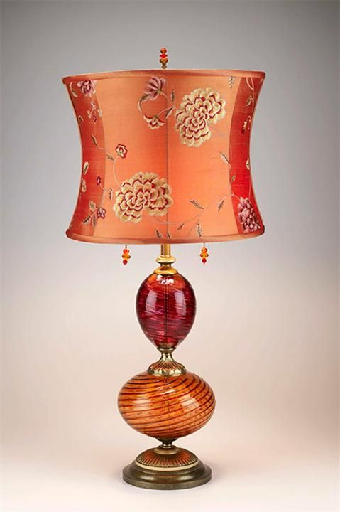 Unique Table Lamps | Table Lamp With Unique Artistic By Kinzig Modern Design Table Lamp ...