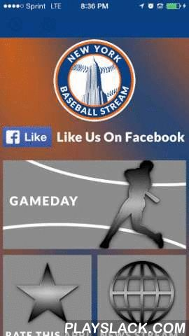 New York Baseball STREAM NYM  Android App - playslack.com , New York Mets fans! If you want to latest and greatest way to keep up with your favorite team, then check out the New York Baseball STREAM!! Get news, scores, standings, videos and more regarding your beloved New York Mets.We have also put in a fan wall, chat and other features that you will love! Looking for Wallpapers? We have even made it so you can download and install New York Mets wallpapers straight to your phone! Even…