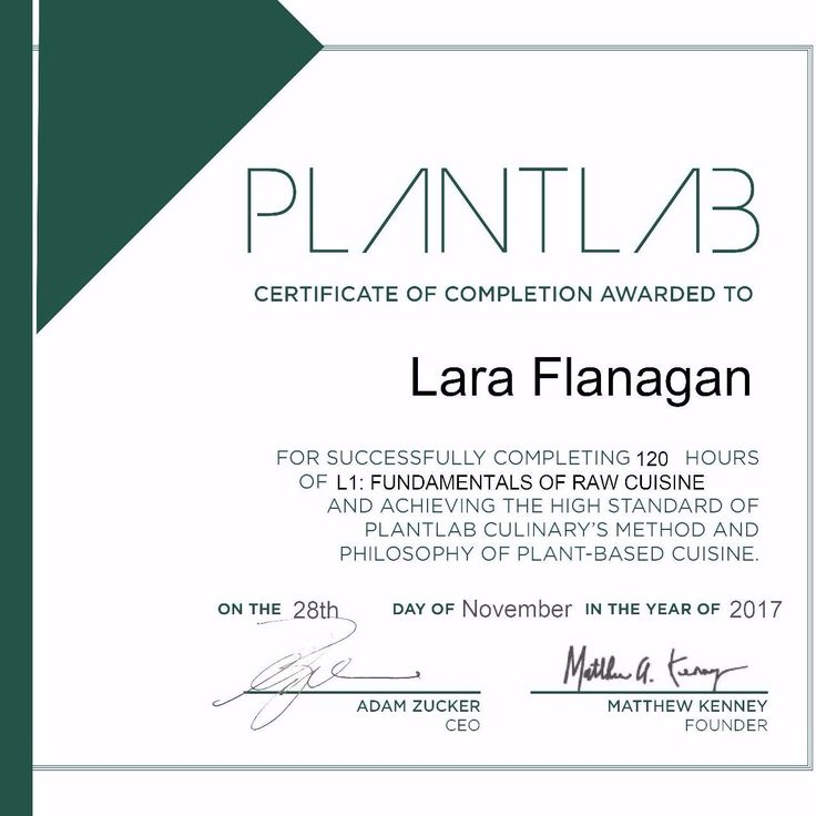 Well, I survived and I passed!  I have successfully completed my first module of 120 hours at Plant Lab Culinary.  Only 7 more to go!  It is going to be a big 2018. Next module does not start until early January so hoping to tackle a few new recipes over the coming weeks where I can try to implement a few of the things I have learned.   So stay tuned!