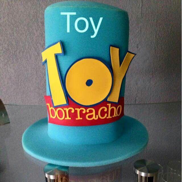 Toy borracho