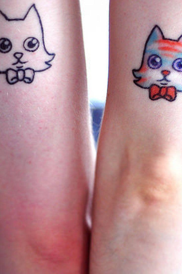 Tatuajes a juego para parejas que no resultan demasiado for Table no 21 tattoo