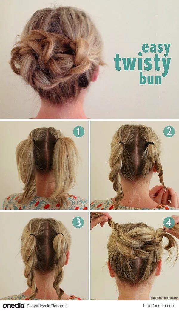 23 Frisuren, die die meisten faulen Frauen leicht machen können
