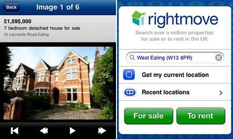 Consumer app of the week rightmove property finder for Buy house app