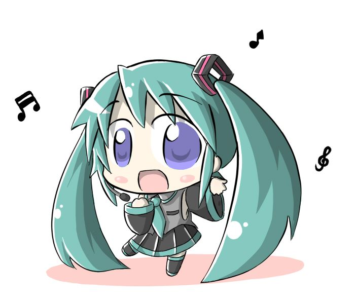 128 best images about Anime on Pinterest | Chibi, Hatsune ...