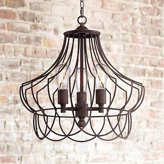 Edison Bulb Floor Lamp Canada: Top 25+ Best Edison Bulb Chandelier Ideas On Pinterest