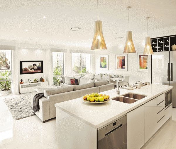 Santorini - Images   McDonald Jones Homes   Kitchen   Pinterest ...