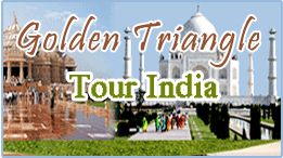 India's golden triangle is a tourist circuit which includes: Delhi, Agra (including the Taj Mahal), and Jaipur.The Golden Triangle is now a well travelled route, hosting many of India's great cultural gems, and providing a good spectrum of the country's different landscapes.The Golden Triangle is so called because of the triangular shape formed by the locations of New Delhi, Agra and Rajasthan.These three cities are extremely popular as tourist destinations