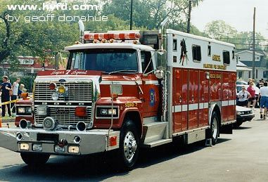 Anne Arundel County Fire Department | Arundel Volunteer Fire Department (Anne Arundel County) - Squad 7