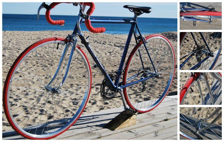 Bici de carretera adaptada