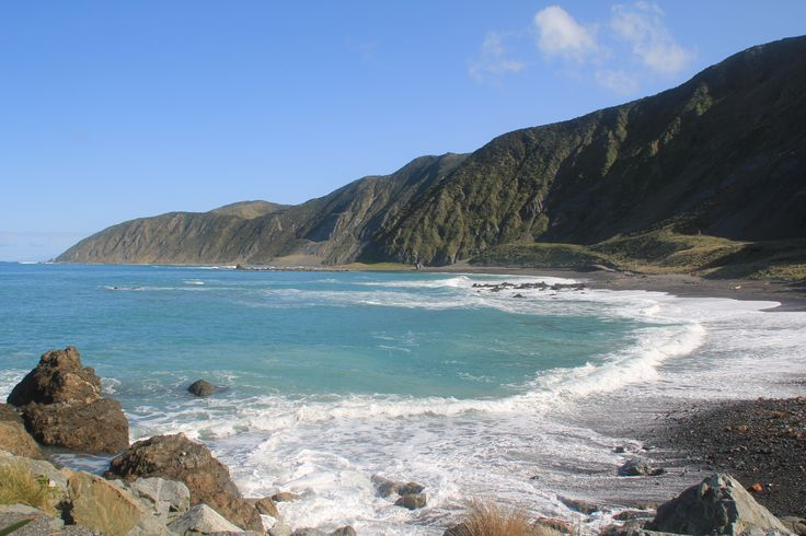 Red Rocks Reserve, Island Bay Wellington, New Zealand Taken on August 22nd, 2015 Canon EOS Kiss X4 (c) Felia Sunarga