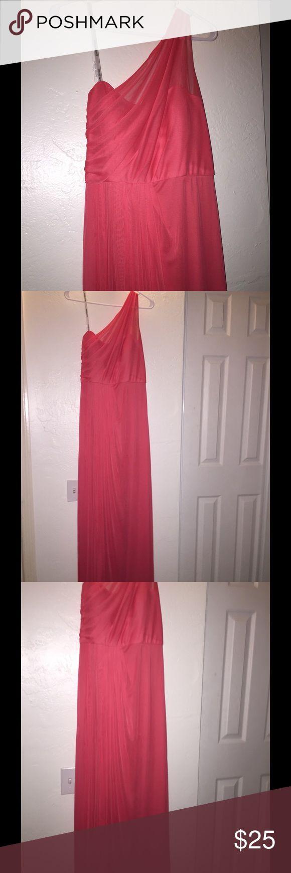 Coral Bridesmaid Dresses David\'s Bridal | Dress images